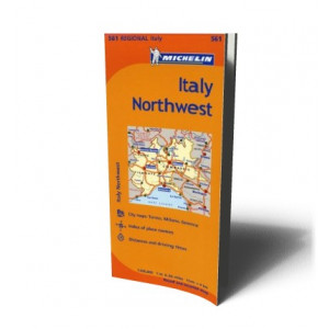 ITALY NORTH WEST  MAP 561 |
