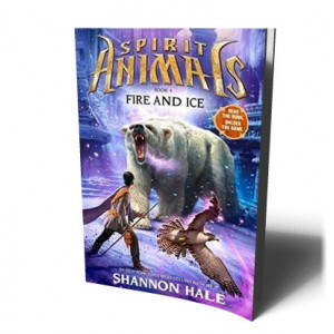 SPIRIT ANIMALS  FIRE & ICE | HALE, SHANNON
