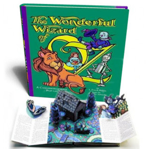 WONDERFUL WIZARD OF OZ POP UP | SABUDA, ROBERT