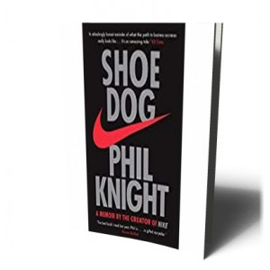 SHOE DOG | KNIGHT, PHIL