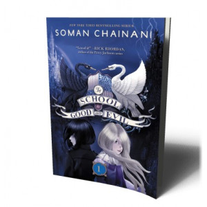 SCHOOL FOR GOOD & EVIL | CHAINANI, SOMAN