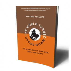WORLD TURNED UPSIDE DOWN | PHILLIPS, MELANIE