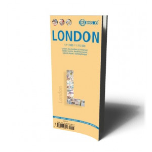 LONDON BORCH MAP | BORCH