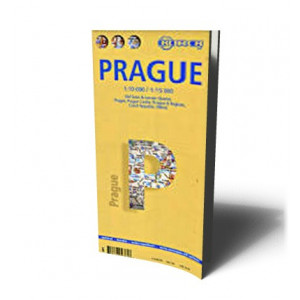 PRAGUE BORCH MAP | BORCH
