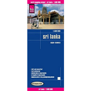 SRI LANKA WORLD MAPPING MAP