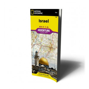 ISRAEL ADVENTURE MAP |