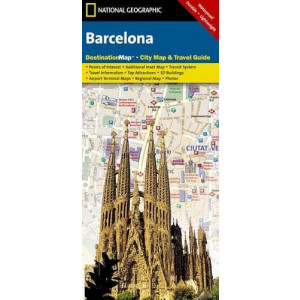 BARCELONA DESTINATION MAP NG | NATIONAL GEOGRAPHIC
