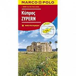 CYPRUS MARCO POLO MAP |