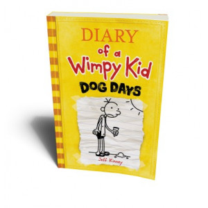 DIARY OF A WIMPY KID 4/DOG DAYS | KINNEY, JEFF