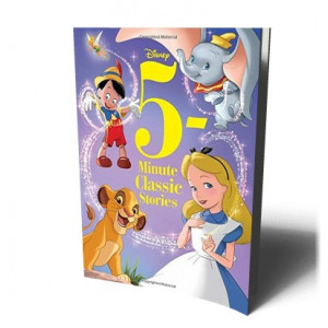 5-MINUTE DISNEY CLASSIC STORIES |