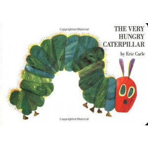 VERY HUNGRY CATERPILLAR BOARD BK |