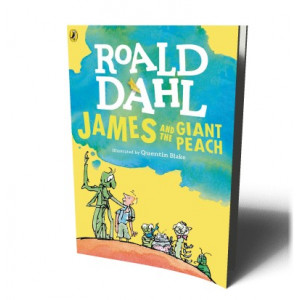 JAMES & THE GIANT PEACH | DAHL, ROALD