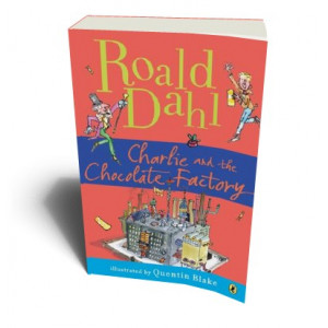 CHARLIE & THE CHOCOLATE FACTORY | DAHL, ROALD