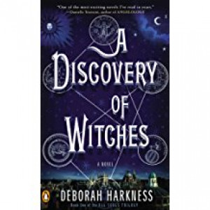 DISCOVERY OF WITCHES   HARKNESS, DEBORAH