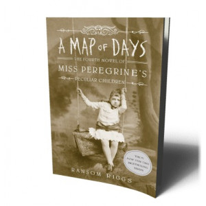 MAP OF DAYS   RIGGS, RANSOM