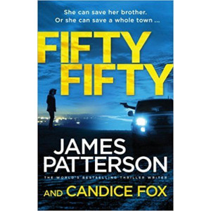 FIFTY FIFTY: (HARRIET BLUE 2) | PATTERSON, JAMES