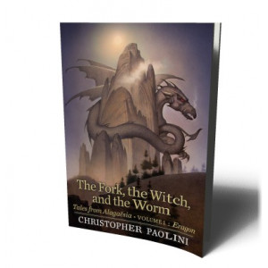 FORK, THE WITCH AND THE WORM   PAOLINI, CHRISTOPHER