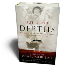 OUT OF THE DEPTHS | LAU, ISRAEL MEIR