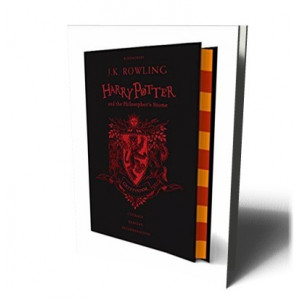 HARRY POTTER & PHIL STONE GRYFFINDOR H/B | ROWLING, J.K.