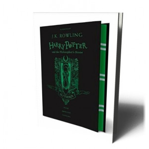 HARRY POTTER & PHIL STONE SLYTHERIN H/B | ROWLING, J.K.