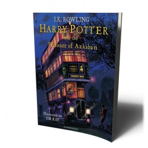 HARRY POTTER & PRISONER OF AZKABAN ILLUS ED