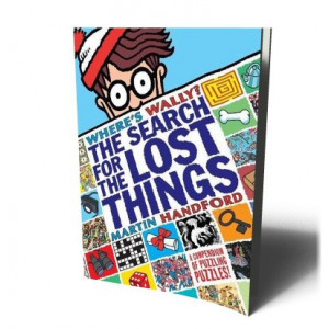WHERE'S WALLY ? SEARCH FOR THE LOST THINGS | HANDFORD, MARTIN