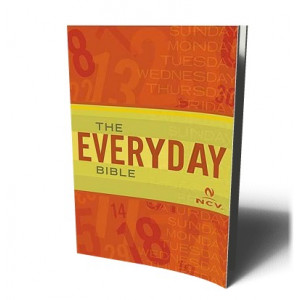 EVERY DAY BIBLE (NEW CENTURY VERSION BLACK) |
