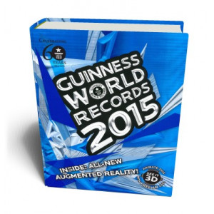 GUINNESS WORLD RECORDS 2015 |