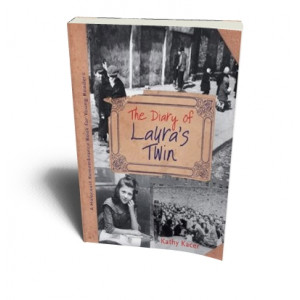 DIARY OF LAURA'S TWIN | KACER, KATHY