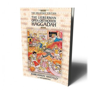 THE OPEN ORTHODOX HAGGADAH | HERZFELD SHMUEL