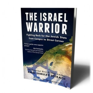 THE ISRAEL WARRIOR | SHMULEY  BOTEACH