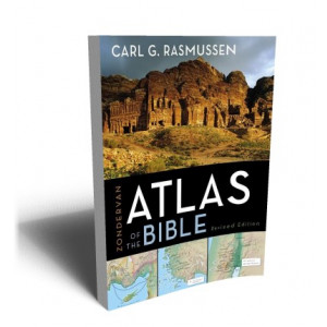 ATLAS OF THE BIBLE (ENG) |