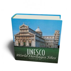 WORLD HERITAGE SITES OF UNESCO (CUBE) |