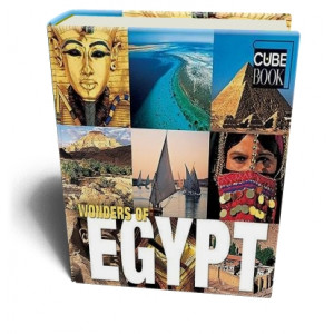 WONDERS OF EGYPT (CUBE BK) | FERRERO, GIORGIO