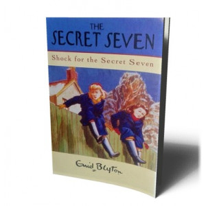 SHOCK FOR THE SECRET | BLYTON, ENID