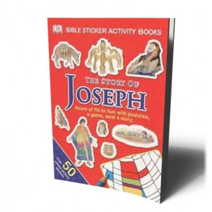 STORY BIBLE STICKER ACTIVITY |