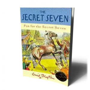 FUN FOR THE SECRET BK15 | BLYTON, ENID