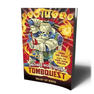 TOMB QUEST - VALLEY OF THE KINGS | NORTHROP, MICHAEL