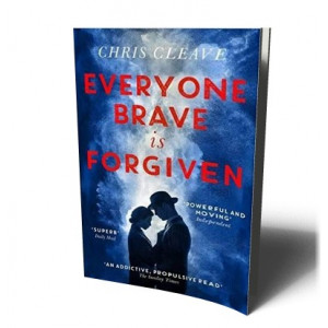 EVERYONE BRAVE IS FORGIVEN   CLEAVE, CHRIS