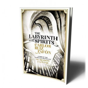 LABYRINTH OF THE SPIRITS | RUIZ, CARLOS