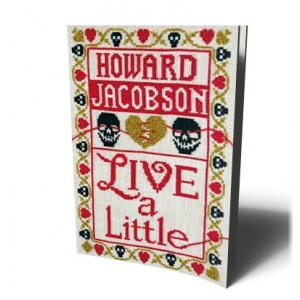 LIVE A LITTLE | JACOBSON, HOWARD