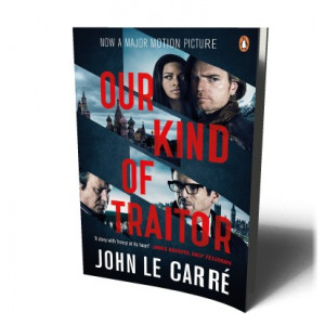 OUR KIND OF TRAITOR  (TIE-IN) | LE CARRE, JOHN