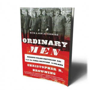 ORDINARY MEN   BROWNING, CHRISTOPHER R.