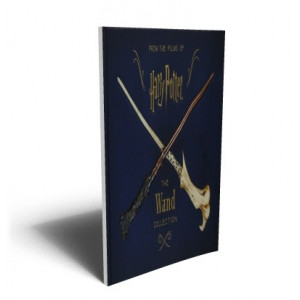 HARRY POTTER THE WAND COLLECTION | PETERSON, MONIQUE