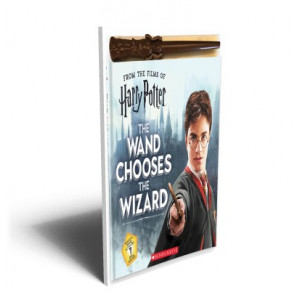 WAND CHOOSES THE WIZARD | PULLES, CHRISTINA
