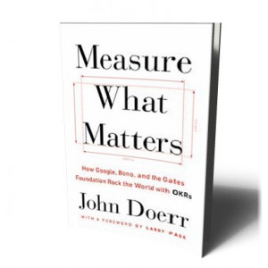 MEASURE WHAT MATTERS | DOERR, JOHN