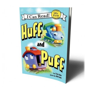 HUFF AND PUFF STARTER READERS | RABE, TISH