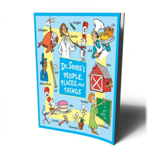 DR. SEUSS'S PEOPLE, PLACES, AND THINGS | DR SEUSS