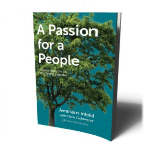 A PASSION FOR A PEOPLE | INFELD, AVRAHAM