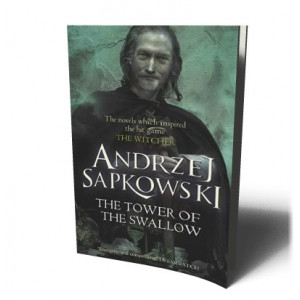 TOWER OF THE SWALLOW #6 (WITCHER SERIES)